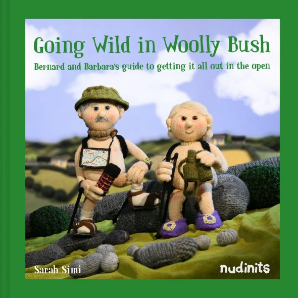 Nudinits - Going Wild in Woolly Bush - Cover