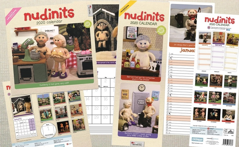 2020 Calendars now out
