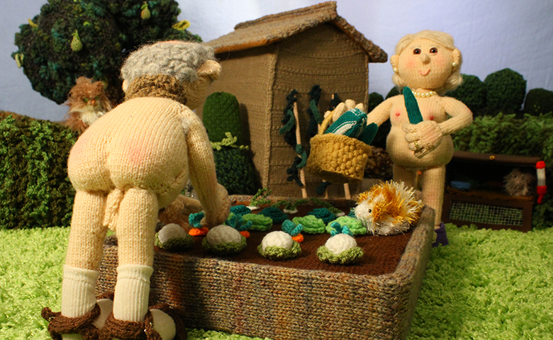Come and have a poke around Woolly Bush